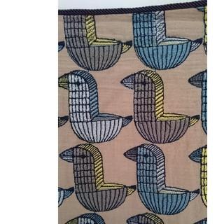 ミナペルホネン(mina perhonen)のミナペルホネン wood bird スカート(ひざ丈スカート)