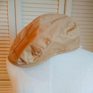 ユニクロ(UNIQLO)の■新品 メンズ ユニクロ コットンツイル ハンティング ハンチング(ハンチング/ベレー帽)