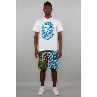 アベイシングエイプ(A BATHING APE)のBAPE パンツ(Tシャツ/カットソー(半袖/袖なし))