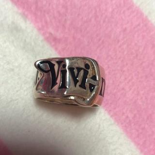 ヴィヴィアンウエストウッド(Vivienne Westwood)のヴィヴィアン  ベルトリング (リング(指輪))