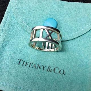 ティファニー(Tiffany & Co.)のティファニー アトラス リング 指輪 SV925 9号(リング(指輪))