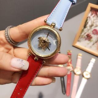 ヴェルサーチ(VERSACE)のヴェルサーチ メデューサ 腕 時計 VERSACE 早い者勝ち (腕時計)