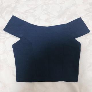 caebd7e6c2cb5 ナディア(NADIA)のNADIA♡ショート丈トップス(カットソー(半袖/袖