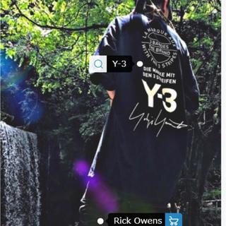 ワイスリー(Y-3)のY-3 ビックロゴ トレーナー Sweater ユニセックス 新品、未使用(Tシャツ/カットソー(半袖/袖なし))