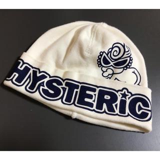 ヒステリックミニ(HYSTERIC MINI)の未使用 ヒステリック ミニ 帽子(帽子)