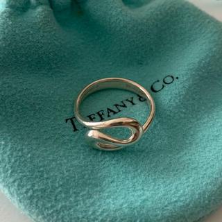 ティファニー(Tiffany & Co.)のティファニー オープンウェーブリング シルバー(リング(指輪))