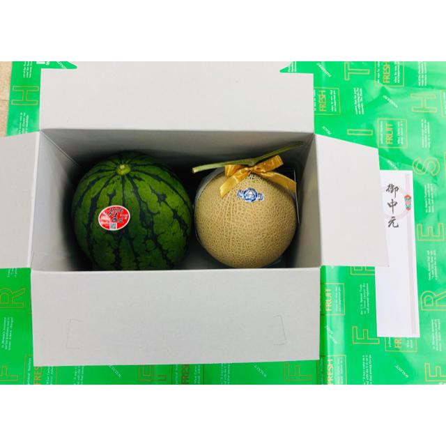 京都の八百屋が厳選した果物御中元セット 食品/飲料/酒の食品(フルーツ)の商品写真