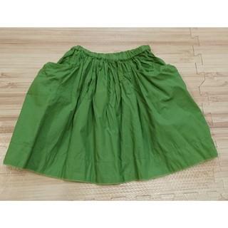 ボンポワン(Bonpoint)の【あずき様専用】BONTONキレイ色☆コットン・スカート8(スカート)