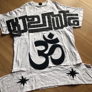 ココントーザイ(Kokon to zai (KTZ))のKTZエプロンt(Tシャツ/カットソー(半袖/袖なし))
