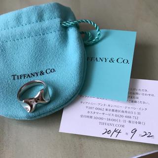 ティファニー(Tiffany & Co.)のティファニー リング リボン 9号(リング(指輪))