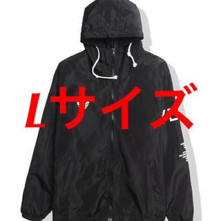 アディダス(adidas)のyeezus tour 3 windbreaker jacket black (ナイロンジャケット)