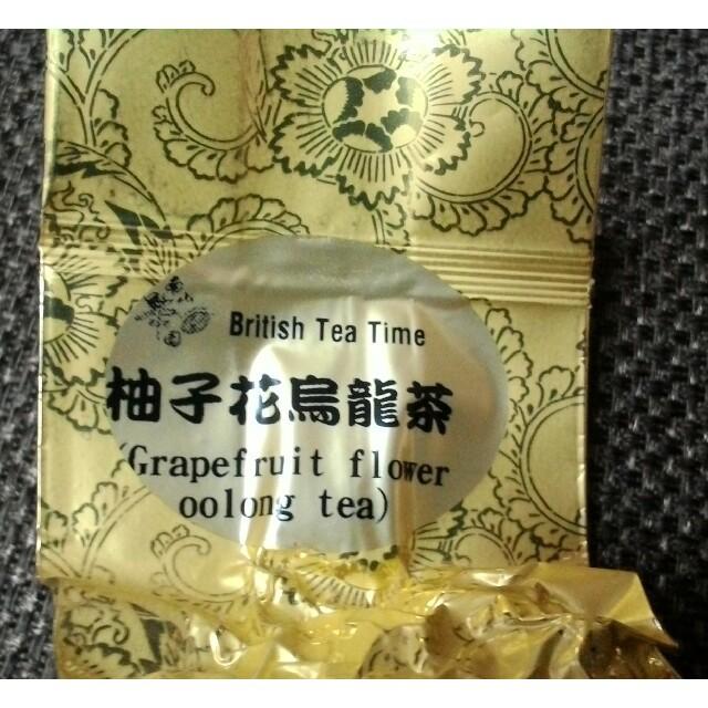 台湾 グレープフルーツ ウーロン茶 食品/飲料/酒の飲料(茶)の商品写真