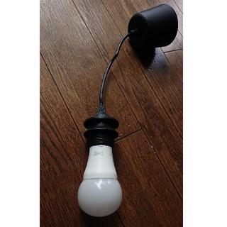 イケア(IKEA)の値下げ【IKEA】電球付き!ソケット(天井照明)