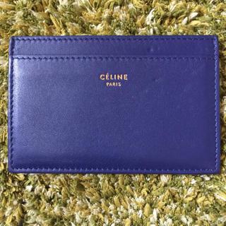 celine - CELINE  カードケース