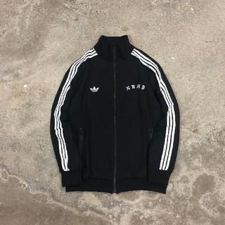 アディダス(adidas)のNEIGHBORHOOD x ADIDAS JACKET BLACK M 新品 (ナイロンジャケット)