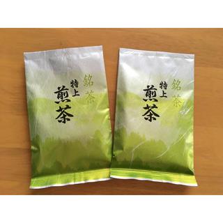 銘茶 特上 煎茶(国産)(茶)