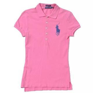 ラルフローレン(Ralph Lauren)の◇Ralph Lauren◇sizeXS poloshirt pink(ポロシャツ)
