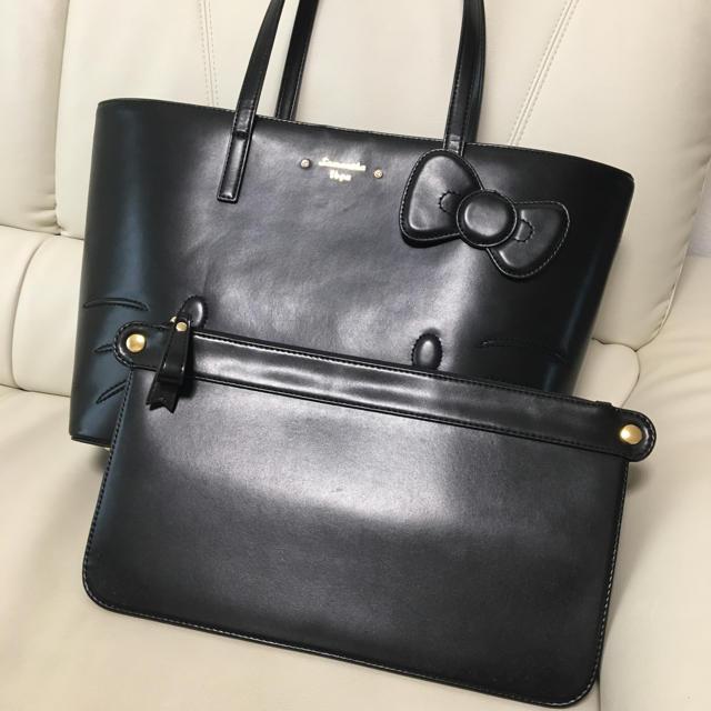 Samantha Vega(サマンサベガ)のサマンサベガ キティ トートバック レディースのバッグ(トートバッグ)の商品写真