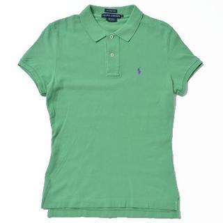 ラルフローレン(Ralph Lauren)の◇Ralph Lauren◇sizeS poloshirt green(ポロシャツ)