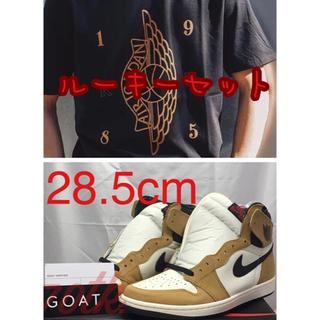 ナイキ(NIKE)の【COOL☆ルーキーセット】Nike AJ1 × 半袖Tシャツ(スニーカー)
