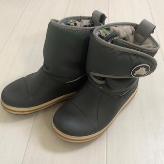 クロックス(crocs)のクロックス キッズ(長靴/レインシューズ)
