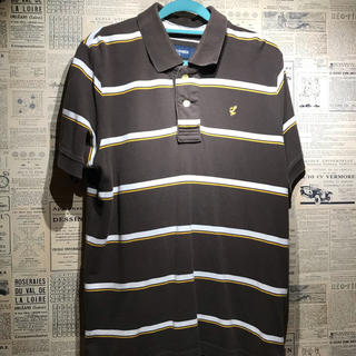 バックナンバー(BACK NUMBER)のBACK NUMBER バックナンバー ポロシャツ サイズXL(ポロシャツ)