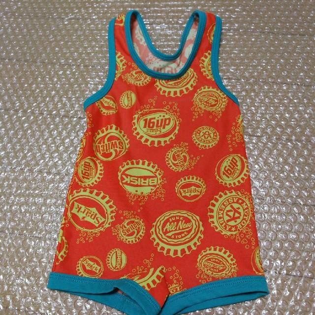 JUNK STORE(ジャンクストアー)のジャンクストア 水着 80cm ベビー ワンピースタイプ JUNKSTORE  キッズ/ベビー/マタニティのベビー服(~85cm)(水着)の商品写真
