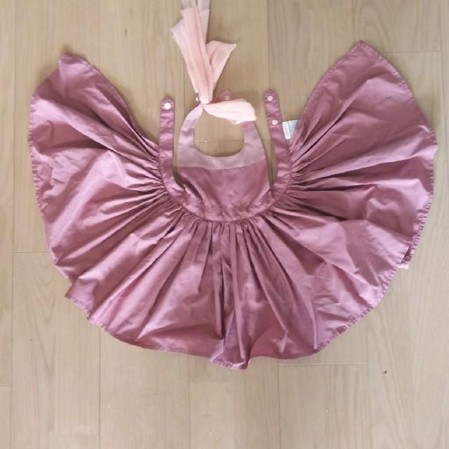 マールマール エプロンドレス キッズ/ベビー/マタニティのキッズ服 女の子用(90cm~)(ドレス/フォーマル)の商品写真