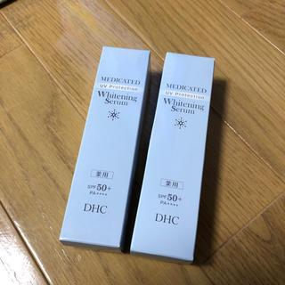 DHC - 未開封✿ DHC ホワイトニングセラム UV 2箱