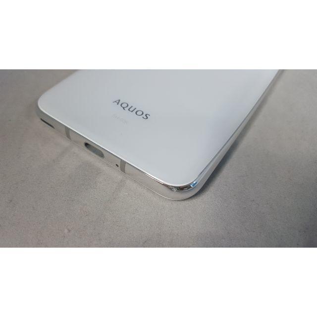 AQUOS R2 SH-03K スマホ ホワイト 赤ロム41 スマホ/家電/カメラのスマートフォン/携帯電話(スマートフォン本体)の商品写真