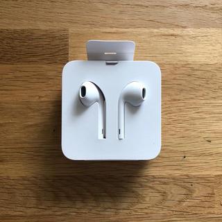 アイフォーン(iPhone)のiPhone8 イヤホン(ヘッドフォン/イヤフォン)