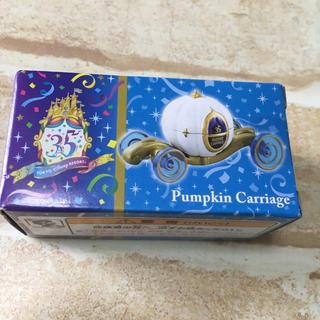 ディズニー(Disney)のディズニー35周年 かぼちゃの馬車トミカ(ミニカー)
