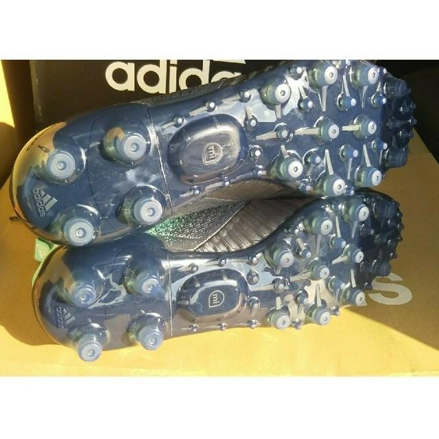adidas(アディダス)の新品  アディダススパイク S77060 スポーツ/アウトドアのサッカー/フットサル(シューズ)の商品写真