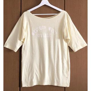 ファビアンルー(Fabiane Roux)のトップス カットソー  Tシャツ ロンT ファビアンルー(カットソー(長袖/七分))
