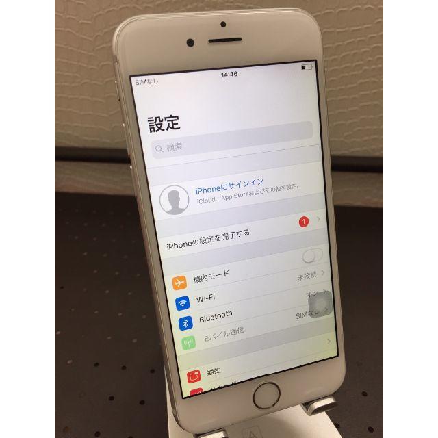 Apple(アップル)の【即日発送!】ドコモ iPhone6 16GB ジャンク 6936 スマホ/家電/カメラのスマートフォン/携帯電話(スマートフォン本体)の商品写真