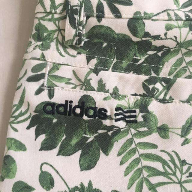 adidas(アディダス)のゴルフウエア adidas ショートパンツ スポーツ/アウトドアのゴルフ(ウエア)の商品写真