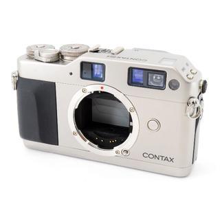 キョウセラ(京セラ)の★人気高級フィルムカメラ★コンタックス CONTAX G1 ボディ(フィルムカメラ)
