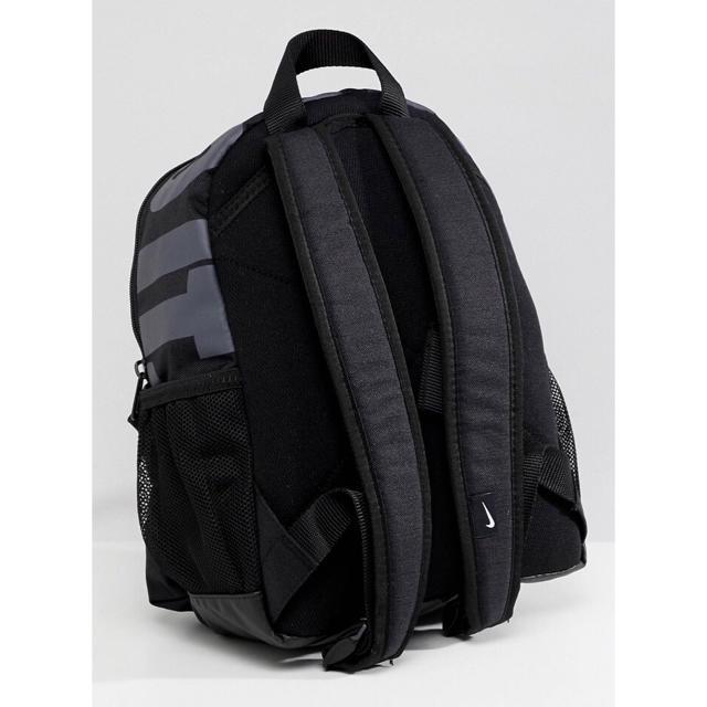 NIKE(ナイキ)の【新品未使用・タグ付き】NIKE リュック バックパック ナイキ 黒 レディースのバッグ(リュック/バックパック)の商品写真
