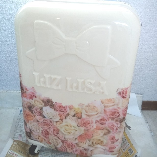 LIZ LISA(リズリサ)のユリア様 ご契約成立 レディースのバッグ(スーツケース/キャリーバッグ)の商品写真