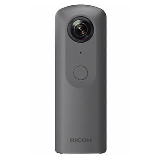 リコー(RICOH)の新品 RICOH THETA V メタリックグレー 360°全天球カメラ (コンパクトデジタルカメラ)