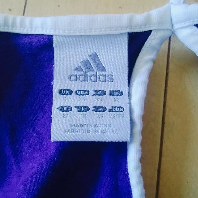 adidas(アディダス)のadidas タンクトップ レディースのトップス(タンクトップ)の商品写真