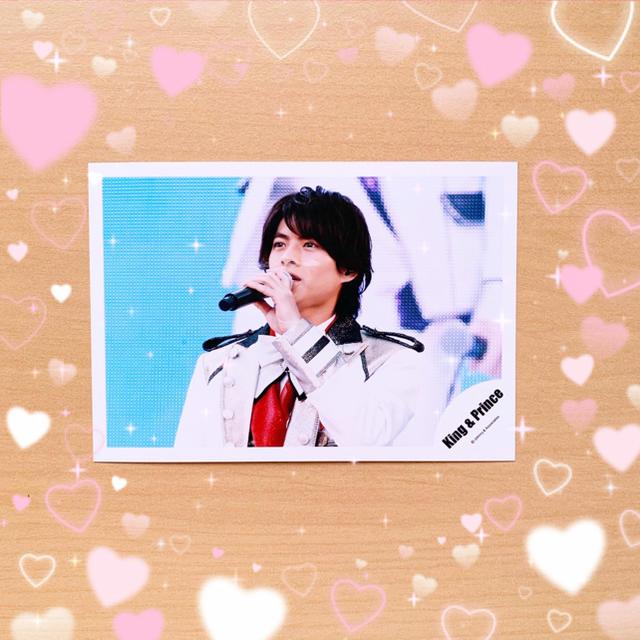 Johnny's(ジャニーズ)の平野紫耀 公式写真 ② エンタメ/ホビーのタレントグッズ(アイドルグッズ)の商品写真