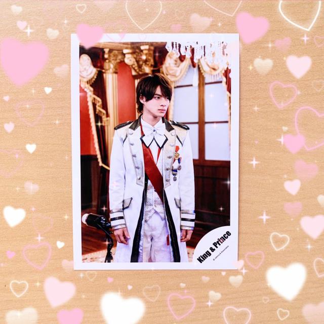 Johnny's(ジャニーズ)の平野紫耀 公式写真 ③ エンタメ/ホビーのタレントグッズ(アイドルグッズ)の商品写真