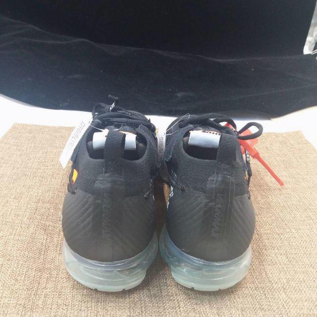 NIKE(ナイキ)の25.5cm  off white VAPOR MAX / ヴェイパーマックス メンズの靴/シューズ(スニーカー)の商品写真