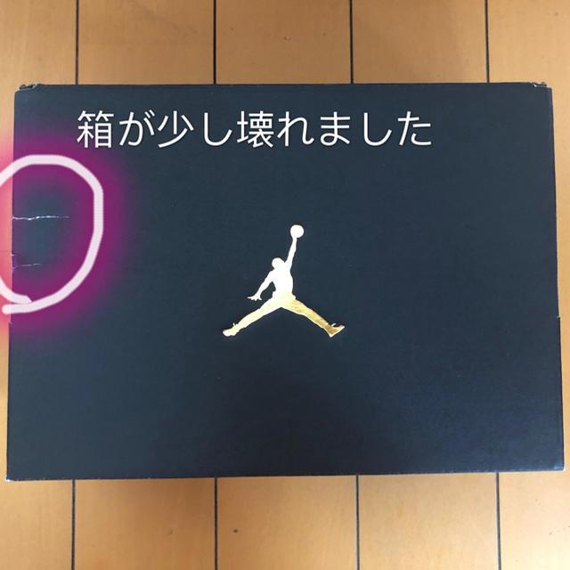 NIKE(ナイキ)のNike Air Jordan 6 キッズ/ベビー/マタニティのベビー靴/シューズ(~14cm)(スニーカー)の商品写真