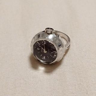 セイコー(SEIKO)のSEIKO  指輪型 手巻きリング ウォッチ(リング(指輪))