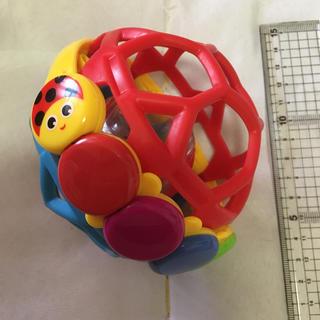 イモムシのガラガラボール(ボール)