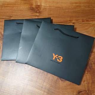 ワイスリー(Y-3)のりんりん様 Y-3 ショップ袋(ショップ袋)