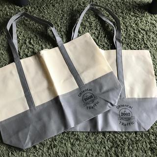 オリエンタルトラフィック(ORiental TRaffic)のORiental TRaffic★ショップ袋 2枚(ショップ袋)