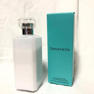 Tiffany & Co. - ティファニー ボディローション